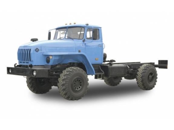 Шасси «Урал 43206-1112-61М»