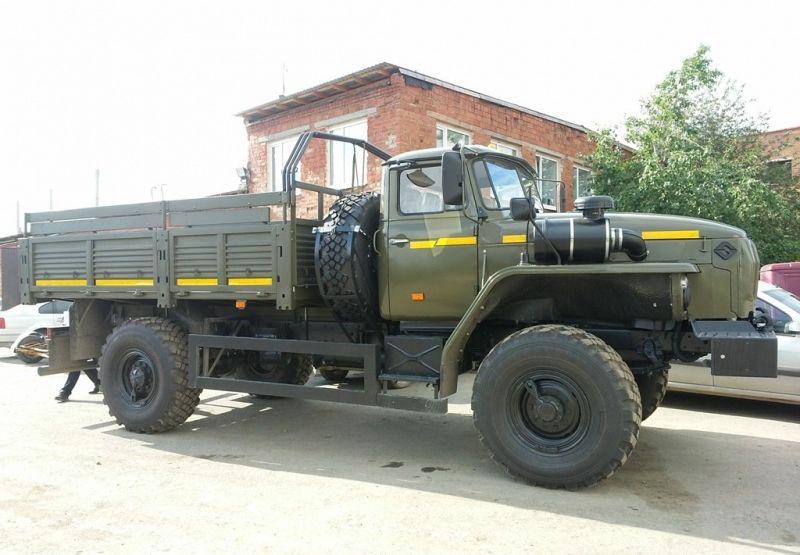 Бортовой автомобиль «Урал 43206-0111-61М»