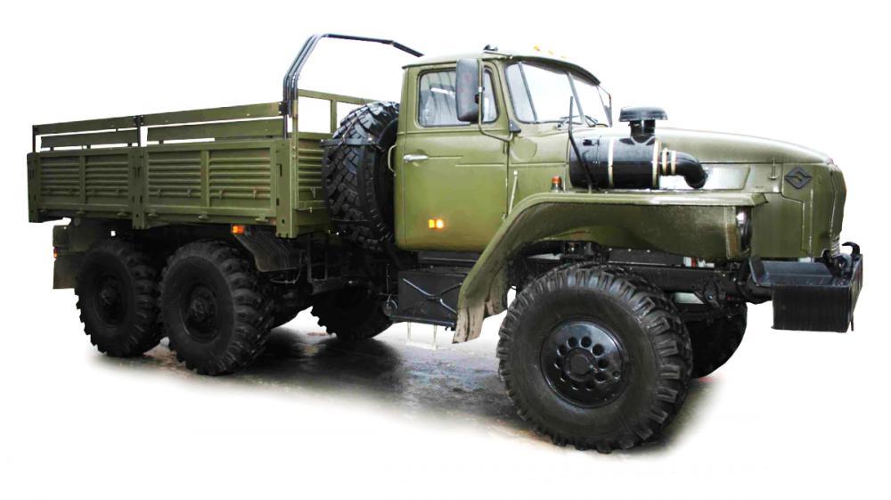 Бортовой автомобиль «Урал 4320-0111-61М»