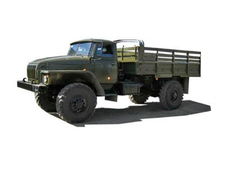 Бортовой автомобиль «Урал 43206-0111-71М»